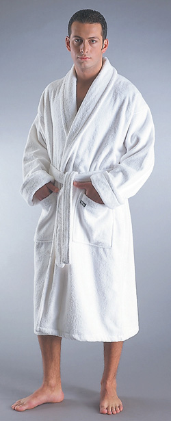 Deluxe Bathrobe for Men